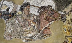 Alexander the Great Mosaic