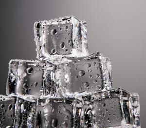 acne ice cube