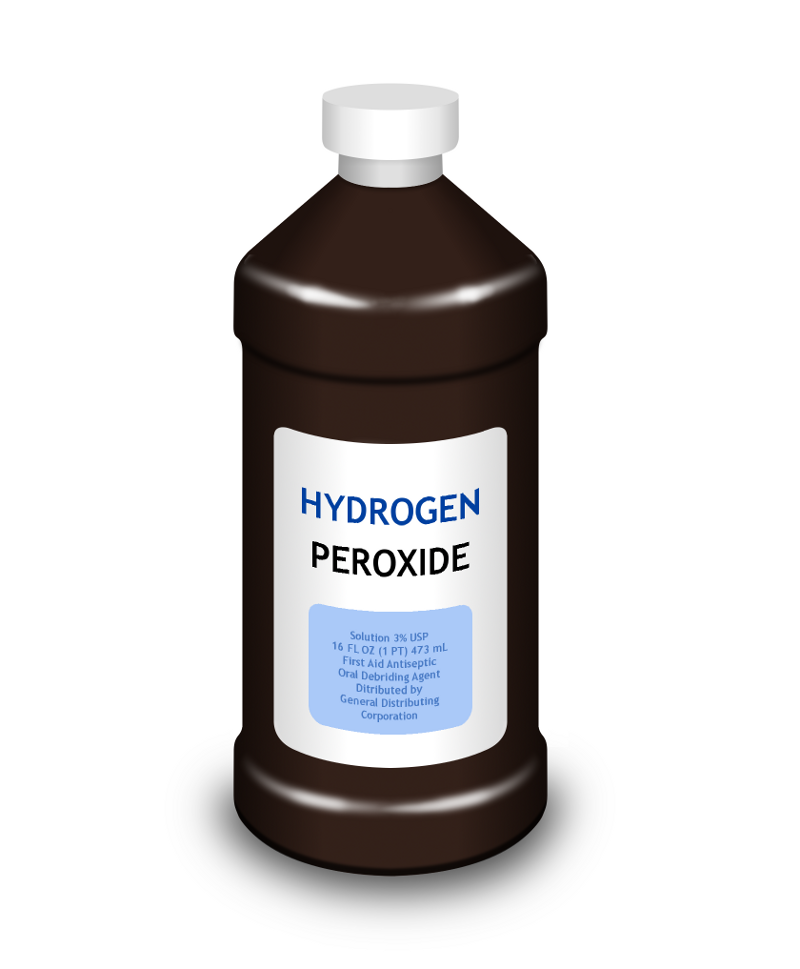 Hydrogen Peroxide Acne Treatment